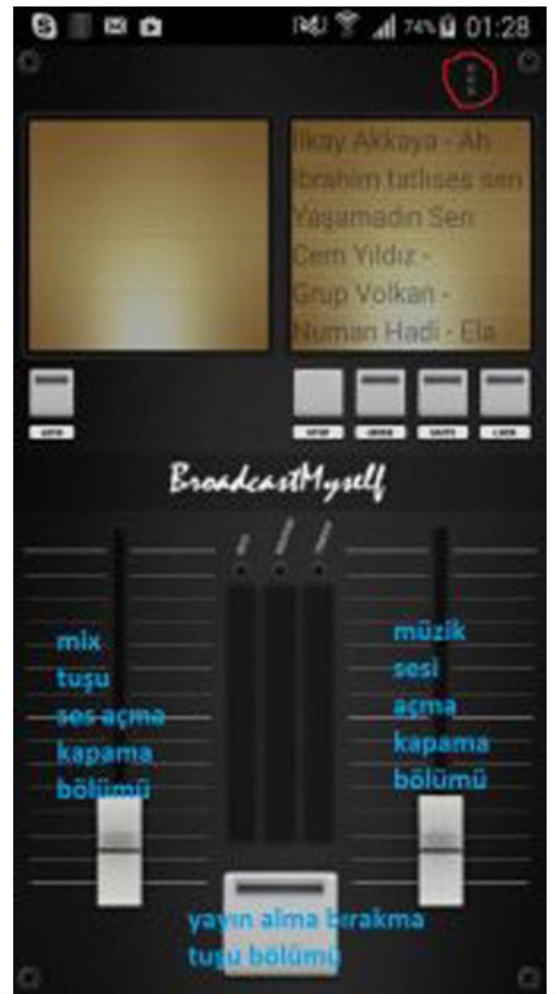 BroadCast MySelf